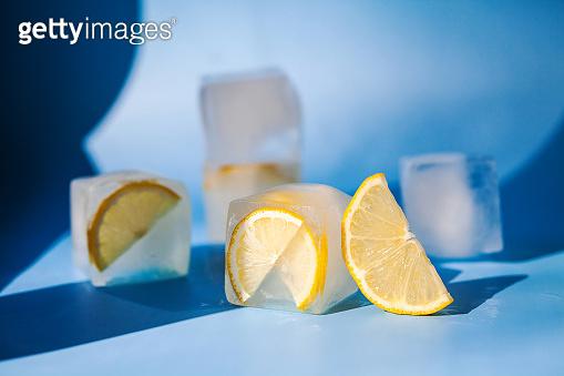 레몬과 얼음