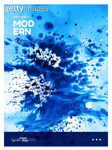 Fluid art texture
