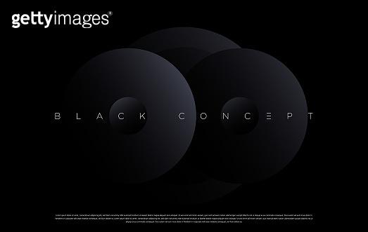 블랙 백그라운드