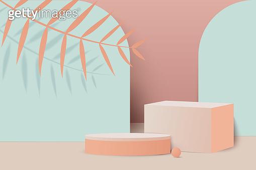Background vector 3d