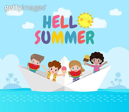 안녕, 여름