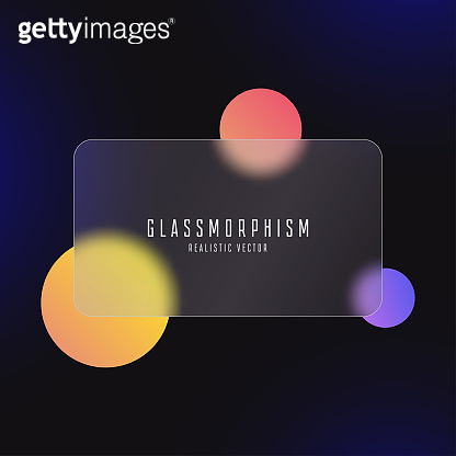 Glassmorphism