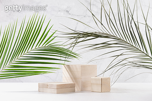 Tropical style for presentation