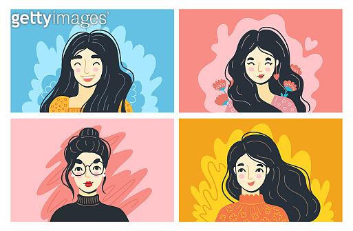 여성들의 초상화