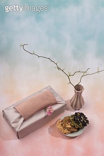 한국 전통 선물상자