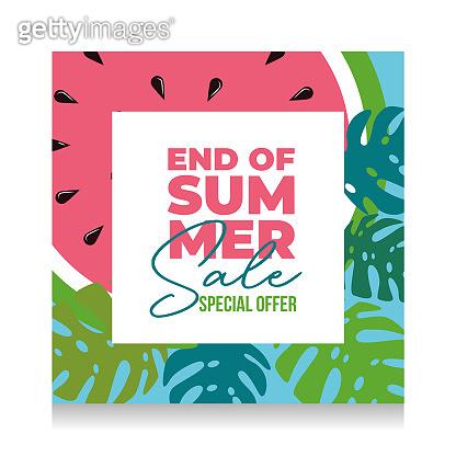 Watermelon Summer Sale
