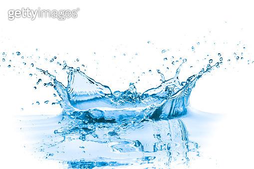 물 튀기는 효과 모음