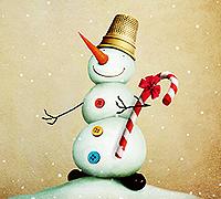 겨울&크리스마스 일러스트