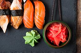 OH! Sushi!