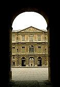 Around Louvre - Entrance