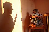 Aggressive parent
