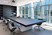 Luxurious board room