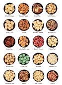 Large Nut Sampler