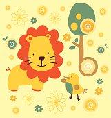 Lionandbird