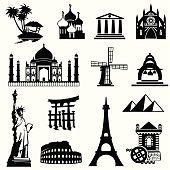 landmarks set