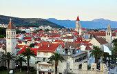 Panorama of Trogir