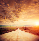 freeway to sunset