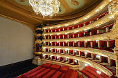 Bolshoi Theatre  of ballet and opera in Moscow, Russia