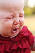 Crying Baby Outside