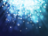blue bokeh abstract backgrounds