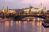 Kremlin at dawn