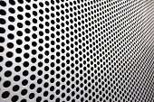 Steel mesh screen as background and texture