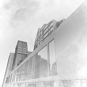 The city sketch.
