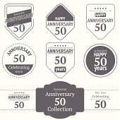 Anniversary 50 collection