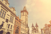 Our Lady Before Tyn Church in Prague