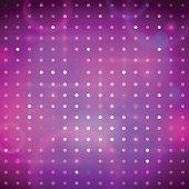 Disco lights. Vector illustration.