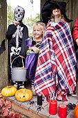 Joyful Halloween time