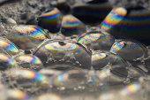 Macro of the surface bubble soa