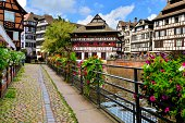 Picturesque, Strasbourg, France