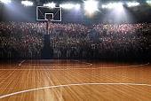 Basketball light Arena