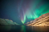 Northern lights, Norway