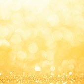 Gold spring or summer background
