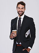 Coffee before work? You know it!