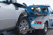 Tow Truck Wreck