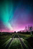 Railroady North Lights