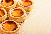 delicious portuguese egg tart