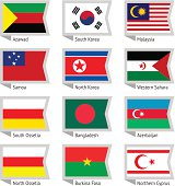Flags of world-14