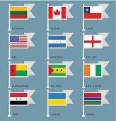 Flags set four-01
