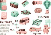 Travel icons 01