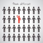 Think different symbol