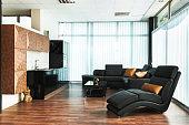 Modern Living Room, Home Interior