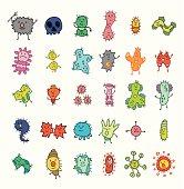 cute virus element