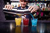Bartender's skill