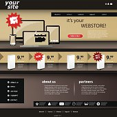 Web Store Template