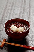 Contact sweet red-bean soup