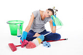 Cleaning Housework